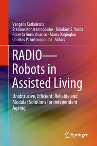 RADIO--Robots in Assisted Living