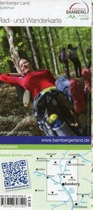Bamberger Land, Bamberg - Hallstadtt - Bad Staffelstein 1:50 000