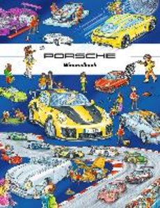 Porsche Wimmelbuch