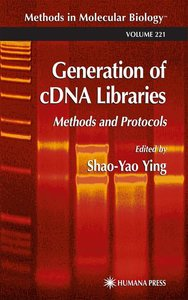 Generation of cDNA Libraries