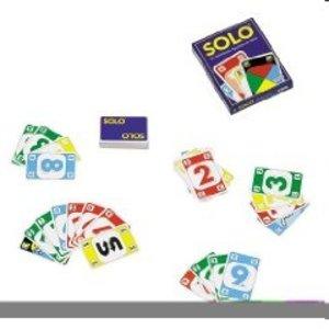 Solo. Kartenspiel