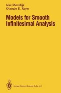 Models for Smooth Infinitesimal Analysis