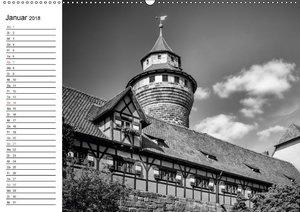 NÜRNBERG Monochrome Ansichten