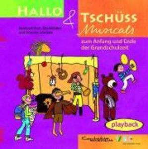 Hallo & Tschüss Musicals. Playback-CD