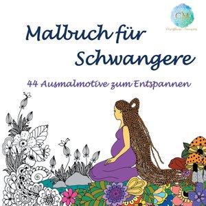 Malbuch für Schwangere