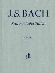 Französische Suiten BWV 812-817 Ln.