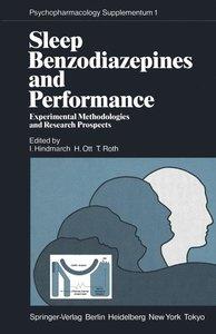 Sleep, Benzodiazepines and Performance