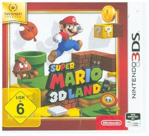 Super Mario 3D Land Selects, Nintendo 3DS-Spiel