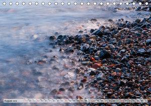 Emotionale Momente: Meeresrauschen / CH-Version (Tischkalender 2