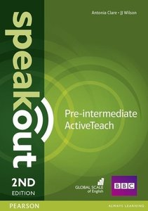 Speakout Pre-Intermediate. CD-ROM. Active Teach