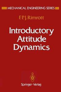 Introductory Attitude Dynamics