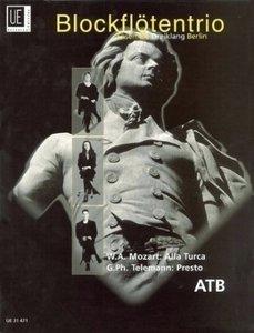 W.A.Mozart, Alla Turca; G.Ph. Telemann, Presto