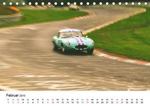 Im Rausch der Geschwindigkeit 2019 (Tischkalender 2019 DIN A5 qu