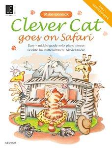 Clever Cat goes on Safari, für Klavier