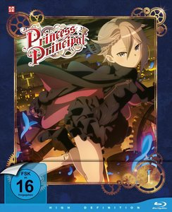 Princess Principal - Blu-ray 1