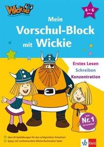 Mein Vorschul-Block mit Wickie