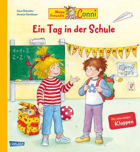 Conni-Bilderbücher: Meine Freundin Conni - Ein Tag in der Schule
