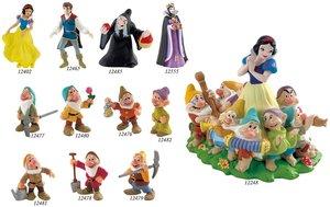 Bullyland 12402 - Walt Disney, Schneewittchen, Spielfigur, 9,2 c