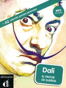 Dalí (A2). Buch mit Audio-CD (mp3)