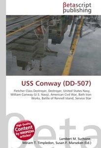 USS Conway (DD-507)