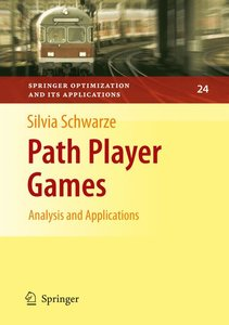 Path Player Games