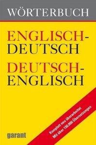 Wörterbuch Deutsch-Englsch, Englisch-Deutsch