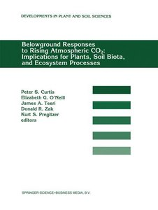 Belowground Responses to Rising Atmospheric CO2: Implications fo
