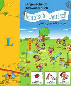 Langenscheidt Bldwörterbuch Arabisch - Deutsch