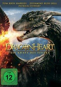 Dragonheart - Die Kraft des Feuers, 1 DVD