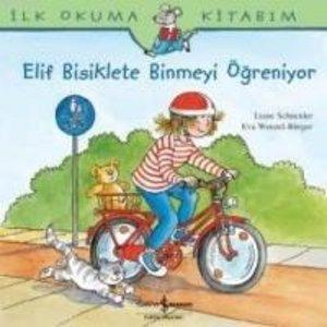 Elif Bisiklete Binmeyi Ögreniyor