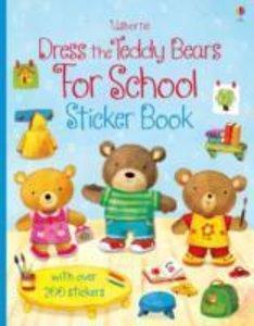 Dress the Teddy Bears for School