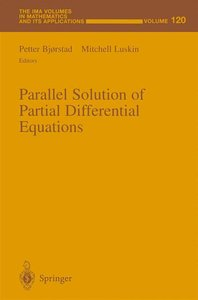 Parallel Solution of Partial Differential Equations