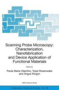 Scanning Probe Microscopy: Characterization, Nanofabrication and