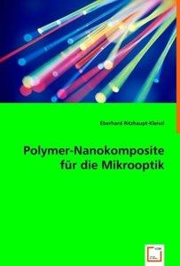 Polymer-Nanokomposite für die Mikrooptik