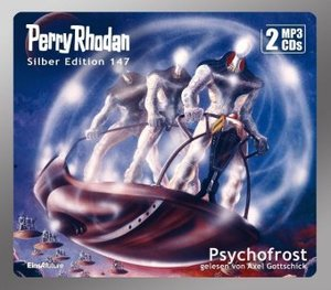 Perry Rhodan Silber Edition - Psychofrost, 1 MP3-CD