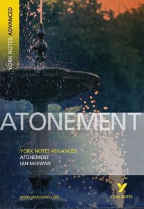 York Notes on Atonement (McEwan)