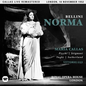 Norma (London,live 18/11/1952