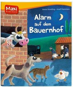 Alarm auf dem Bauernhof
