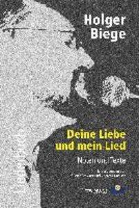 Holger Biege Liederbuch, inkl. CD mit 18 Titeln