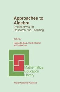 Approaches to Algebra