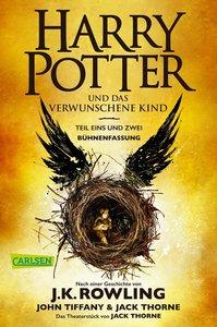 Harry Potter und das verwunschene Kind. Teil eins und zwei (Bühn