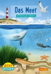Pixi Wissen 11: VE 5 Das Meer (5 Exemplare)