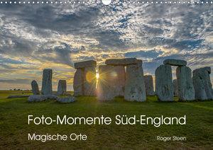 Foto-Momente Süd-England - Magische Orte (Wandkalender 2020 DIN