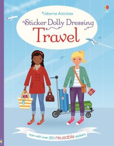 Sticker Dolly Dressing Travel