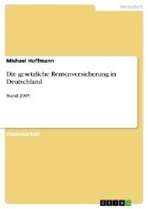 Die gesetzliche Rentenversicherung in Deutschland