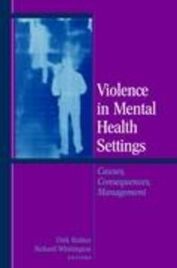 Violence in Mental Health Settings
