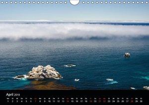 Meer und Küste (Wandkalender 2019 DIN A4 quer)