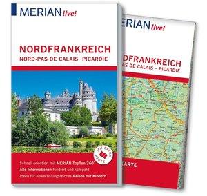 MERIAN live! Reiseführer Nordfrankreich. Nord-Pas de Calais, Pic