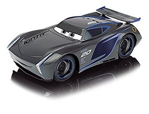 Dickie 203081001 - Disney Cars 3 - RC Jackson Storm Single Drive