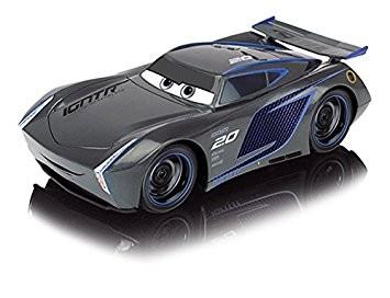 Dickie 203081001 - Disney Cars 3 - RC Jackson Storm Single Drive - zum Schließen ins Bild klicken